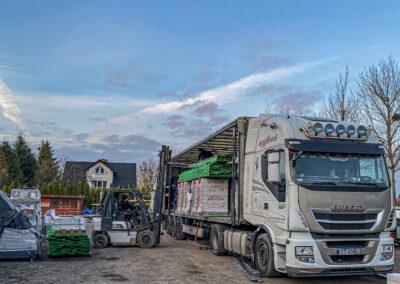 Transport do Kvinesdal Norwegia