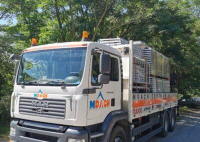 Transport do Opava Czechy